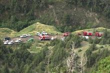 Փրկարարների եռօրյա տաժանակիր աշխատանքի արդյունքում Խոսրովի անտառ պետական արգելոցում բռնկված հրդեհը մարվել է