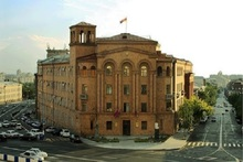 ՀՀ ոստիկանության շենքի խոհանոցի ծխատարի ծուխը թողել է հրդեհի տպավորություն