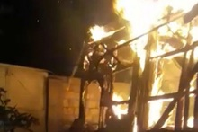 Այրվել է փայտյա տնակ