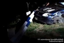 RTA on Vanadzor-Dilijan roadway: there were casualties