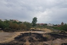 Firefighters extinguished fires broken out in grasslands with a total area of about 45.9 ha