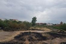 Пожарные-спасатели потушили пожары на травяных участках общей площадью около 45.9 га