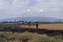 Հրշեջ-փրկարարները մարել են խոտածածկ տարածքներում բռնկված հրդեհները՝ ընդհանուր ընդգրկելով մոտ 17 հա տարածք