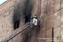 "Explosion of ""Dzyunik Sarnaran"" LTD building was delayed"