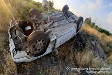 RTA with the outcome of death on Ejmiatsin-Margara roadway