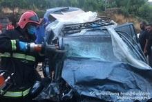ДТП на автодороге Ереван-Мегри: есть пострадавшие