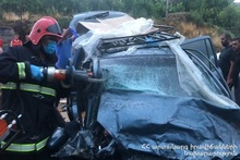 RTA on Yerevan-Meghri roadway: there were casualties