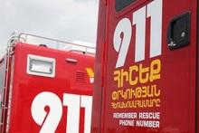 Փրկարարների կողմից ցուցաբերվել է համապատասխան օգնություն