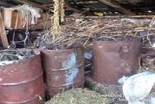 Пожар в селе Бюракн: пострадавших нет