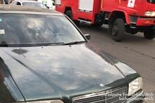 ДТП на улице Ханджяна: пострадавших нет