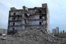 «Ձյունիկ սառնարան» ՍՊԸ-ի շենքի պայթեցման աշխատանքների ընթացքում հրշեջ-փրկարարներն իրականացրել են հերթապահություն