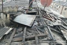 Пожар в городе Иджеван: пострадавших нет