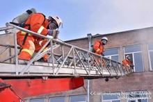 60 бесплатных мест по специальностям  «Пожарная защита» и «Спасательное дело»