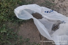 Grenade was found in Gyumri town