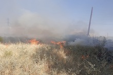Firefighters extinguished fires broken out in the area of about 40․3 հa in total