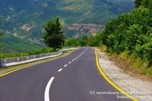 Roads are open in the Republic of Armenia: from Tumanyan town to Odzun crossroad section is closed