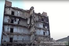 24-го августа будут продолжаться взрывные работы здания ООО «Дзюник сарнаран»