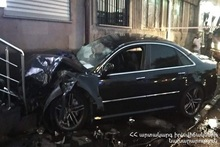 RTA in Garegin Nzhdeh street: there were casualties
