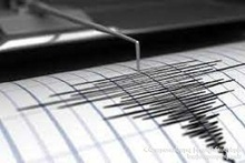 Earthquake on the 20th km north-west of Yeghegnadzor town