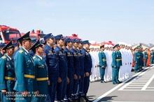 ՀՀ վարչապետը շնորհավորել է ԱԻՆ աշխատակիցներին