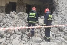 Շատին գյուղում շինություն է փլուզվել․ կա զոհ