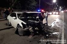 RTA on Ijevan-Noyemberyan roadway: there were casualties