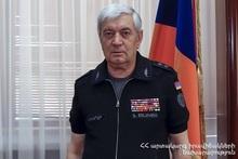 Congratulatory message of Feliks Tsolakyan on the MES employee day