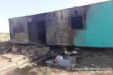 Сгорел нежилой вагон-дом: пострадавших нет