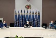 Феликс Цолакян провел совещание