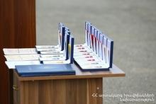25 сотрудников Ширакского РСУ были награждены за высокий профессионализм и добросовестную службу