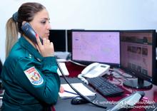 Пожар в селе Беркануш: пострадавших нет