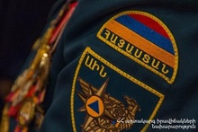 Administrative territory of Artsakh Rescue Service was shelled