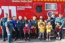 Հոգեբանական աջակցություն Արցախից Հայաստան եկած ընտանիքներին