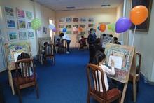 ԱԻՆ Մշակույթի կենտրոնը հյուրընկալել է արցախցի երեխաներին
