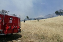 Firefighters extinguished fires broken out in the area of about 26․2 ha in total