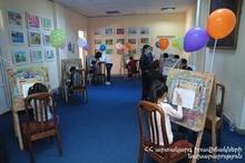 Культурный центр Государственной академии кризисного управления МЧС РА принял детей из Арцаха
