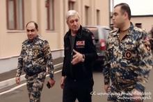 ES Minister visited Artsakh