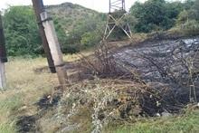 Пожарные-спасатели потушили пожары на территории общей площадью 12.7 га