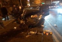 ՃՏՊ Չարենցի փողոցում
