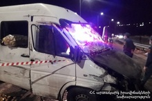 RTA on Ashtarak-Yerevan roadway: there was a victim