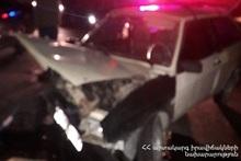 RTA on Ashtarak-Ujan roadway: there were casualties