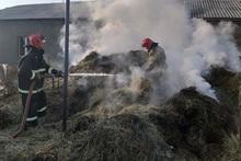 Այրվել է մոտ 600 հակ անասնակեր