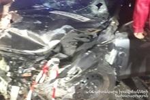 Столкнулись автомобили: есть двое погибших и пострадавший