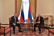Министры по ЧС Армении и России обсудили возможности сотрудничества в условиях новых реалий