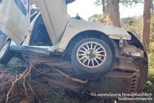 ДТП на автодороге Мартуни-Гавар: есть погибший и пострадавший