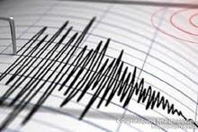 Землетрясение в 16 км к юго-западу от города Дманиси