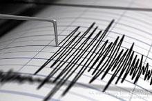 Землетрясение в 7 км к северу от села Сотк