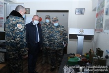 Minister of Emergency Situations implemented a working tour