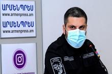 ԱԻ նախարարի տեղակալ Արմեն Փամբուխչյանը պատասխանել է լրագրողների հարցերին