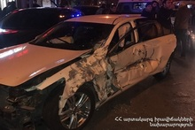 RTA at the crossroads of Nar-Dos and Khorenatsi streets: there were casualties